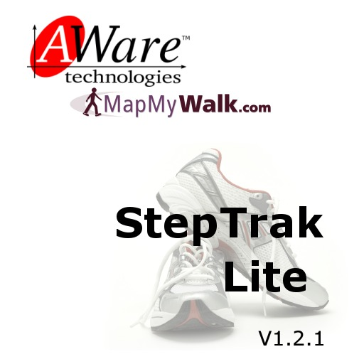 StepTrakLite app icon