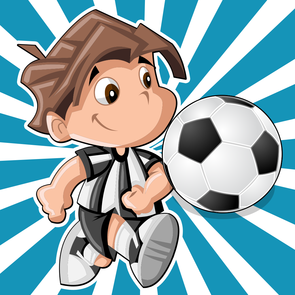 A Soccer Learning Game for Children age 2-5: Train your football skills for kindergarten, preschool or nursery school