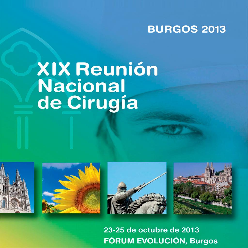Reunión Nacional de Cirugía 2013